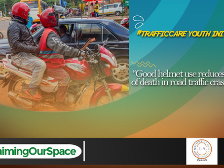 20 834 people have been reached through Social Media Campaign on Road Safety.