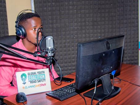 Community awareness on road safety through radio talk show in Rwanda