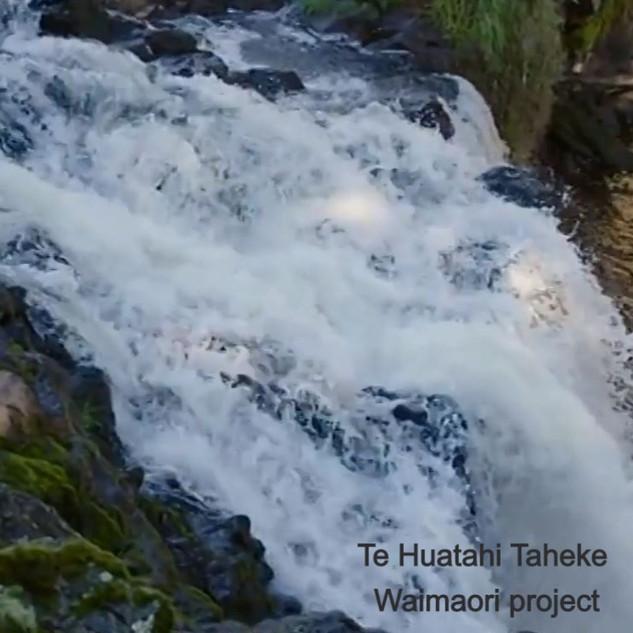 Taheke Falls