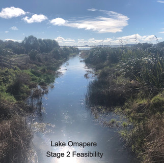 Lake Omapere Stage 2 Feasibility