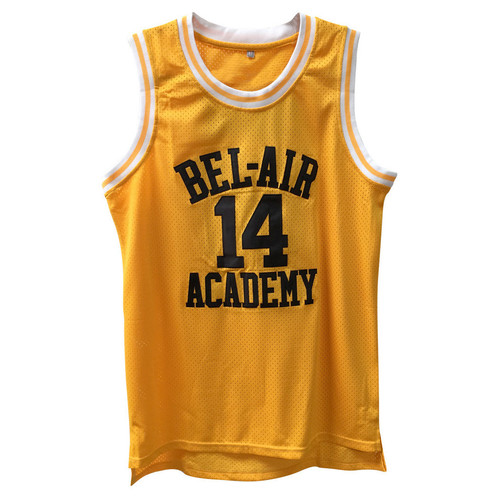 281f2c65be9a WILL SMITH FRESH PRINCE OF BEL AIR ACADEMY JERSEY