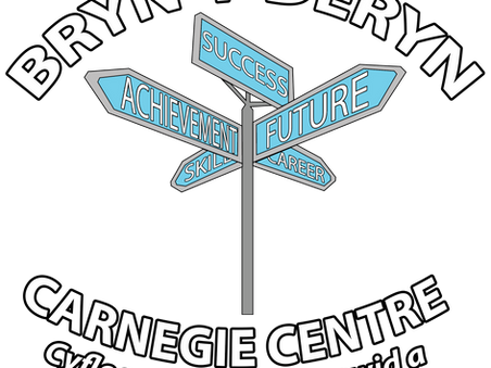 Bryn y Deryn and the Carnegie Centre is open