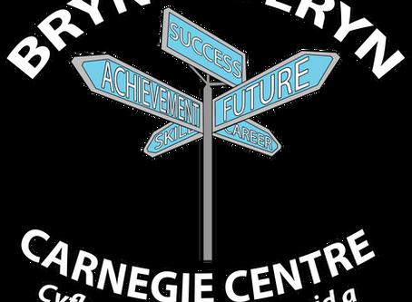 Re-Opening Bryn y Deryn and the Carnegie Centre