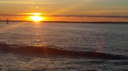 The Sun Rise in Hilton Head
