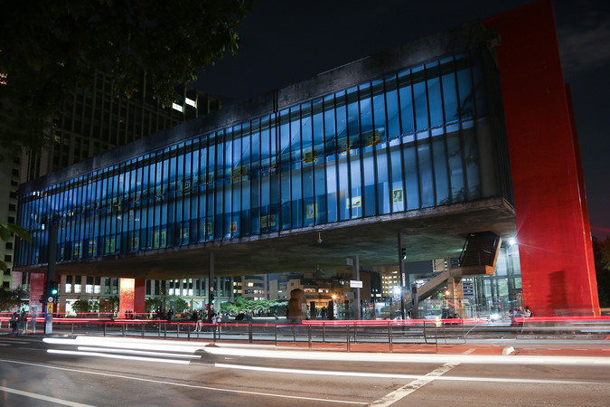 Facade mapping for Samsung smartphone launch