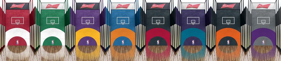 BUD X NBA mobile game