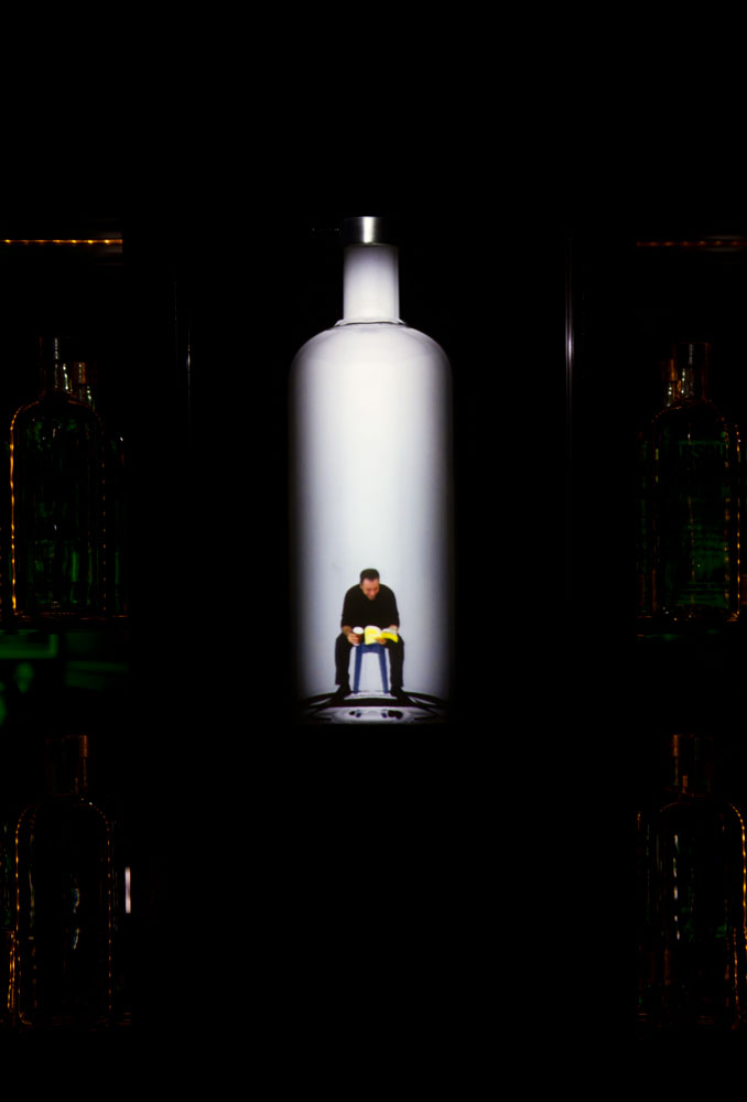 Absolut video mapping