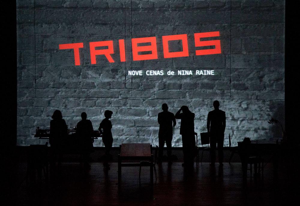 Tribos - Nove Cenas de Nina Raine