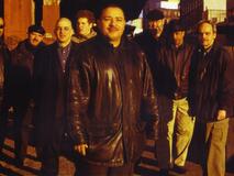 Rafi with Salsa picante and Wayne Gorbea