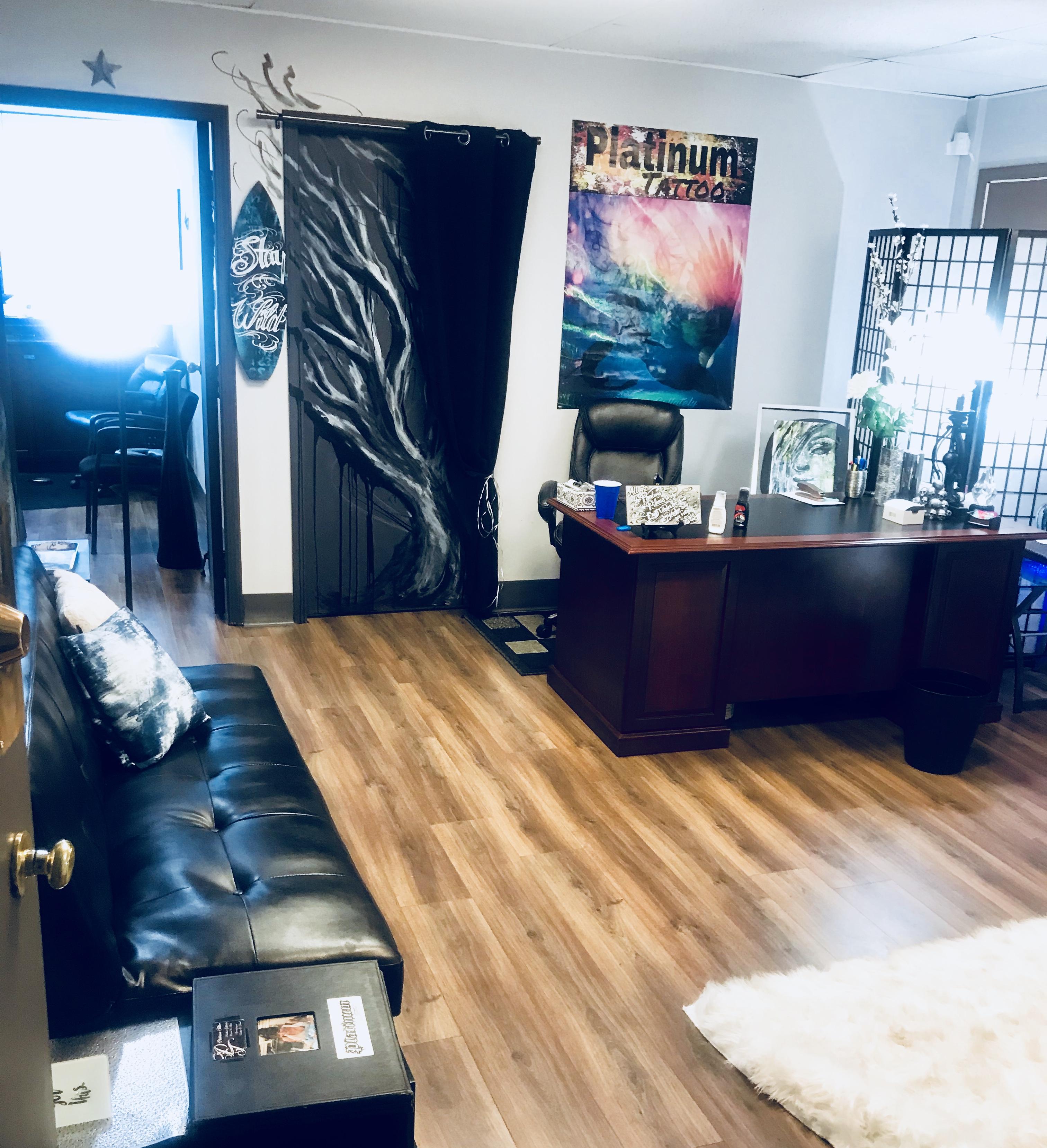 Platinum Tattoo Kelowna, Bc, Canada