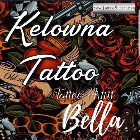 Kelowna Tattoo Artist