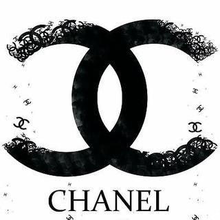 Dissolving Chanel Logo