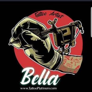 Tattoo Artist Bella at Platinum Tattoo
