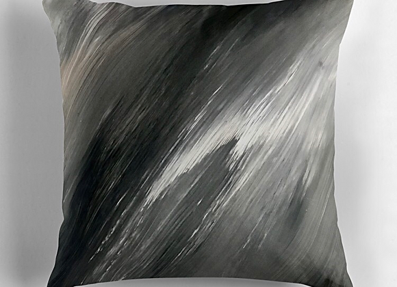 Icing: Custom throw pillow