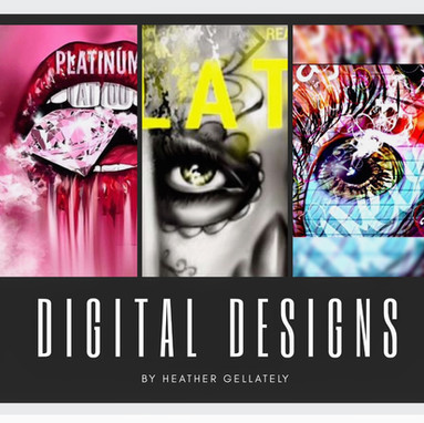 Website collage graphic