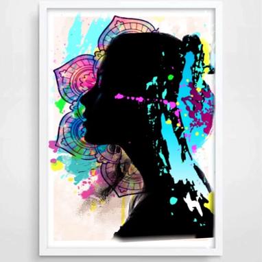 FEMININE Digital art