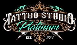 Platinum Tattoo Studio Logo