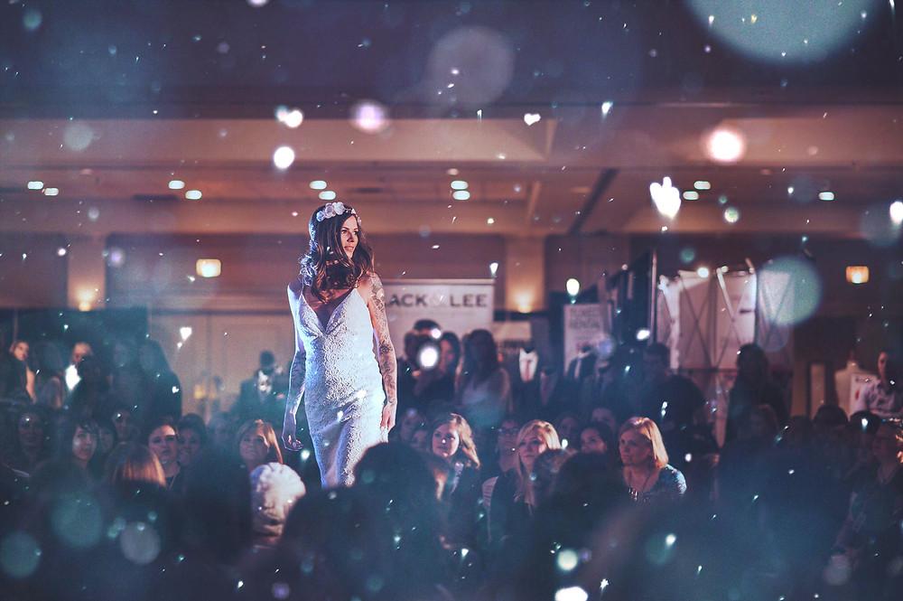 Okanagan Wedding show, Kelowna Bc Canada .