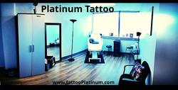 Kelowna Tattoo Shop Platinum Tattoo