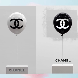 Chanel Balloons
