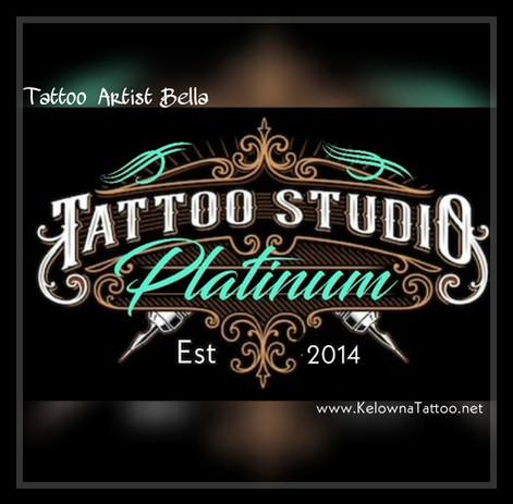 Kelowna Platinum Tattoo Studio