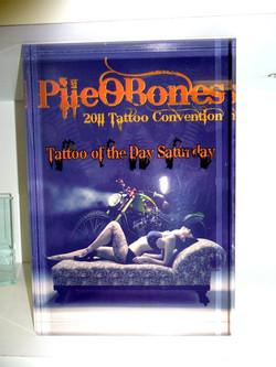 Tattoo Award Heather Gellately