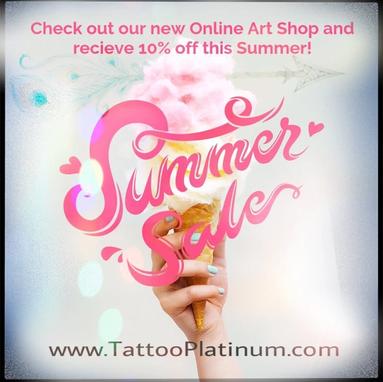 Summer Sale Ad