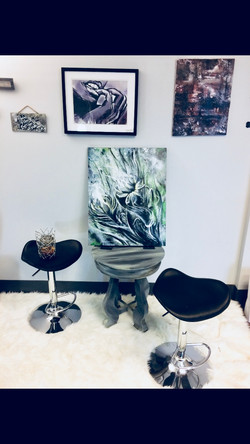 Platinum Tattoo, Arcadia Art Gallery