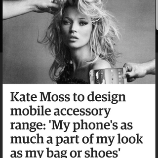 Kate Moss quote