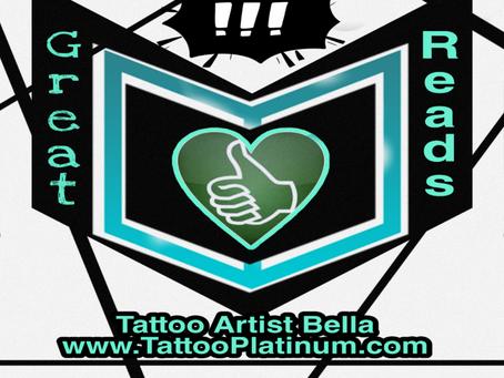 Great Tattoo Reads 😍💖