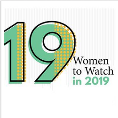 Olaris CEO named one of Women and Wealth Magazine's 19 Women to Watch in 2019