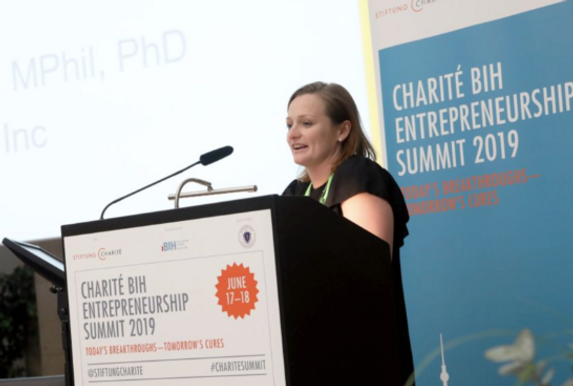 Two amazing days at the Charite Entrepreneurship Summit!