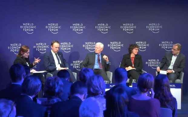 What If Everyone Had Their Genome Sequenced at Birth? Olaris CEO speaks at World Economic Forum