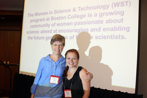 Women in Science & Technology (WST): The Evolution of a Program that is Creating a Community of Women in Science