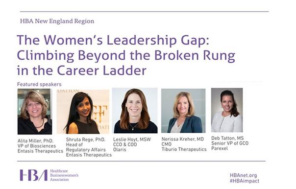 COO Leslie Hoyt Speaker for HBA Women's Leadership Panel