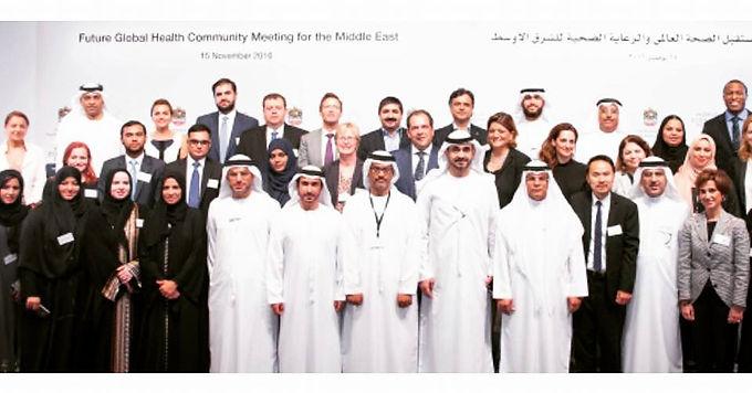 Olaris CEO participates in UAE Value-Based Healthcare Strategic Session at Global Future Council Meeting