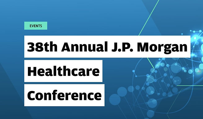 Olaris CEO, Dr. ELizabeth Day, and COO, Leslie Hoyt, travel to San Fransisco for JPM