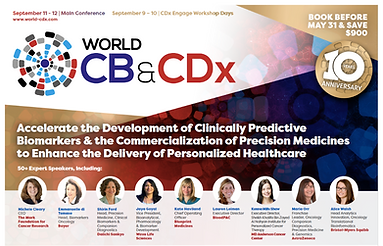 Olaris to participate in the World CB&CDx conference