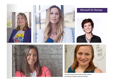 Olaris CEO Recognized as Innovative Female Founder in Healthcare by Microsoft for Startups