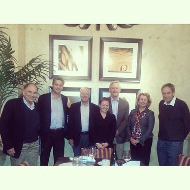 Olaris celebrates milestone accomplishment with investors