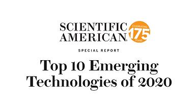 Scientific American Top 10 Emerging Tech of 2020: Olaris CEO Discusses Microneedles
