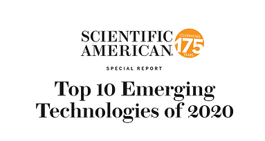 Scientific American Top 10 Emerging Tech of 2020: Olaris CEO Discusses Microneedles