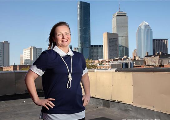Boston Business Journal: Olaris founder Liz O'Day works to make personalized medicine a reality
