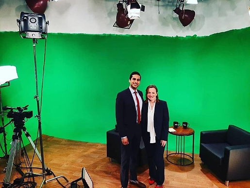 Olaris CEO, Dr. Elizabeth O'Day, interviewed for US Pharmacopeia's TrustTV to discuss trust in healthcare