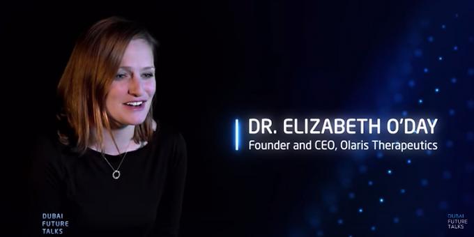 "Olaris CEO discusses ""Big Data and Biofluids"" at Dubai Future Talks"