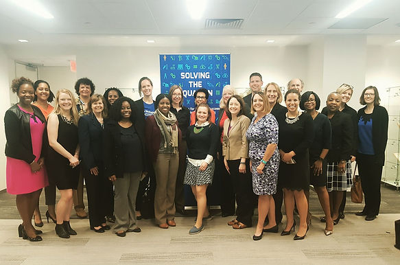 """Olaris CEO invited speaker and contributor to AAUW meeting """"Solving the Equation"""""""