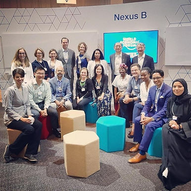 Olaris CEO, Dr. Elizabeth O'Day, travels to Dubai for the World Economic Forum Annual Meeting of the Global Future Councils