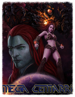 Mega Centarri Poster