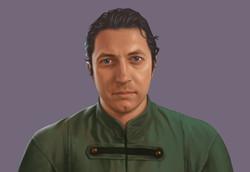 Captain Daegard