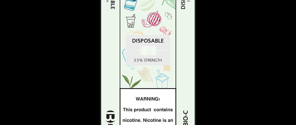 Grab& Go Disposable Vape